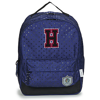 Taschen Mädchen Rucksäcke Back To School HARRY POTTER BACKPACK Blau