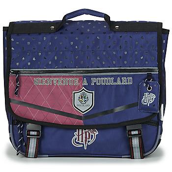 Taschen Mädchen Schultasche Back To School HARRY POTTER 38 CM Blau