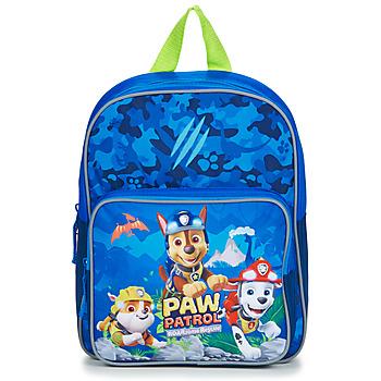 Taschen Kinder Rucksäcke Back To School SAC A DOS PAT PATROUILLE 30 CM Blau