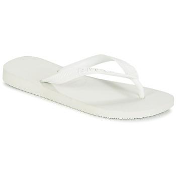 Schuhe Zehensandalen Havaianas TOP Weiss