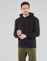 Kleidung Herren Pullover Schott PLHOOD20 Schwarz