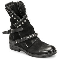 Schuhe Damen Boots Airstep / A.S.98 RECYCLED Schwarz
