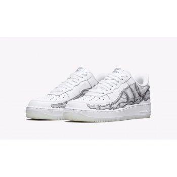 Schuhe Sneaker Low Nike Air Force 1 Low Skeleton