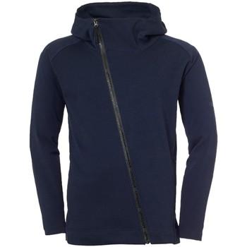 Kleidung Herren Fleecepullover Uhlsport Sport Essential Pro Jacke 1005060-12 blau