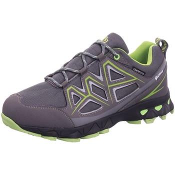 Schuhe Herren Fitness / Training Brütting Sportschuhe Power 191251 grau