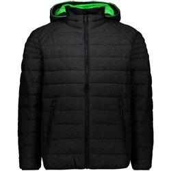 Kleidung Herren Jacken Cmp Sport MAN JACKET ZIP HOOD anthrazit 30K2727M-A-U817 Other