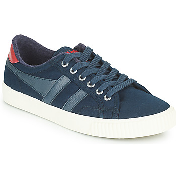 Schuhe Damen Sneaker Low Gola TENNIS MARK COX Blau / Rot