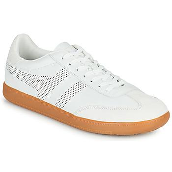 Schuhe Herren Sneaker Low Gola ACE LEATHER Weiss