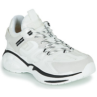 Schuhe Damen Sneaker Low Buffalo MELLOW Weiss