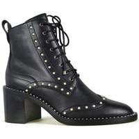 Schuhe Damen Low Boots Jimmy Choo  Schwarz