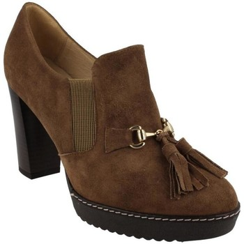 Schuhe Damen Ankle Boots Cx  Beige