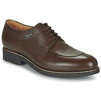 Schuhe Herren Derby-Schuhe Pellet Magellan Braun