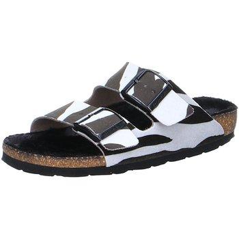 Schuhe Damen Pantoffel Rohde Pantoletten 6064 99 schwarz