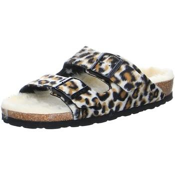 Schuhe Damen Pantoffel Rohde Pantoletten 6068 6068 16 animal