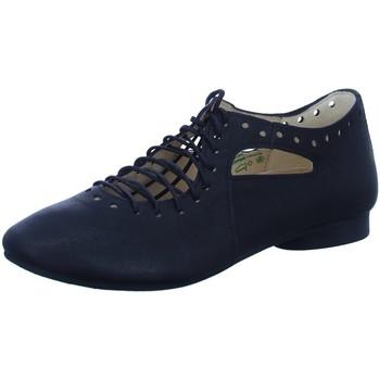 Schuhe Damen Ballerinas Think Slipper 3-000215-0000 schwarz