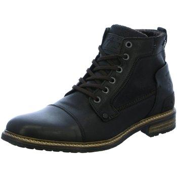 Schuhe Herren Boots Bullboxer 870K56536C BKDB schwarz