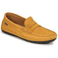 Schuhe Herren Slipper Pellet Cador Gelb