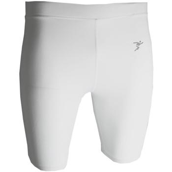 Kleidung Kinder Shorts / Bermudas Precision  Weiß
