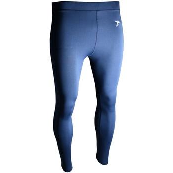 Kleidung Leggings Precision  Marineblau
