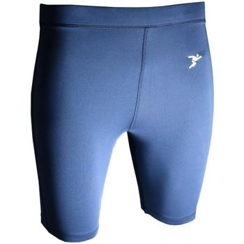 Kleidung Shorts / Bermudas Precision  Marineblau
