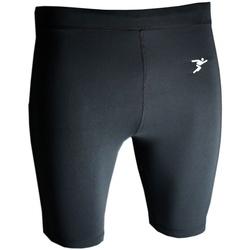 Kleidung Shorts / Bermudas Precision  Schwarz