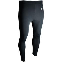Kleidung Leggings Precision  Schwarz