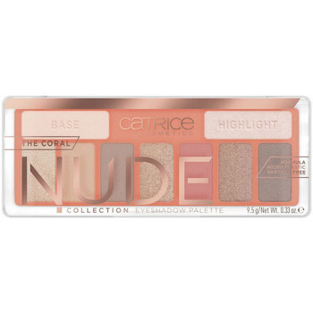 Beauty Damen Lidschatten Catrice The Coral Nude Collection Eyeshadow Palette 010