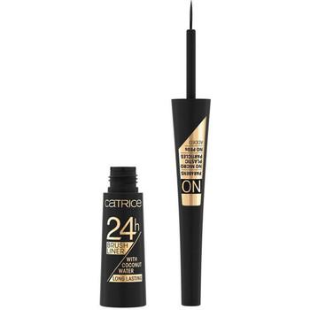 Beauty Damen Eyeliner Catrice 24h Brush Liner 010 3 ml