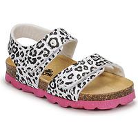 Schuhe Mädchen Sandalen / Sandaletten Citrouille et Compagnie BELLI JOE Leopard
