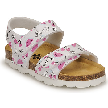 Schuhe Mädchen Sandalen / Sandaletten Citrouille et Compagnie BELLI JOE Frucht