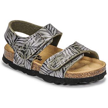 Schuhe Kinder Sandalen / Sandaletten Citrouille et Compagnie BELLI JOE Kaki