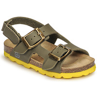 Schuhe Jungen Sandalen / Sandaletten Citrouille et Compagnie KELATU Kaki