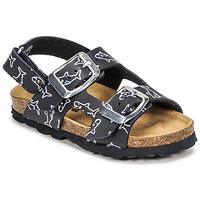 Schuhe Jungen Sandalen / Sandaletten Citrouille et Compagnie KELATU Marine