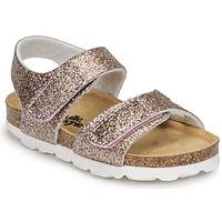 Schuhe Mädchen Sandalen / Sandaletten Citrouille et Compagnie BELLI JOE Multifarben