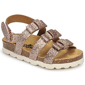 Schuhe Mädchen Sandalen / Sandaletten Citrouille et Compagnie OLIA Multifarben