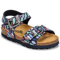 Schuhe Jungen Sandalen / Sandaletten Citrouille et Compagnie RELUNE Multicolor