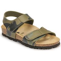 Schuhe Jungen Sandalen / Sandaletten Citrouille et Compagnie BELLI JOE Camouflage