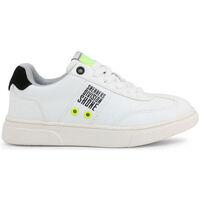 Schuhe Kinder Sneaker Low Shone - s8015-002 Weiss