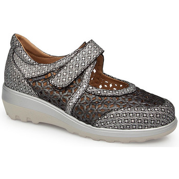Schuhe Damen Derby-Schuhe & Richelieu Calzamedi SCHUHE TRANSPIRA BLACK