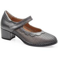 Schuhe Damen Pumps Calzamedi SCHUHE  0743 GRAU