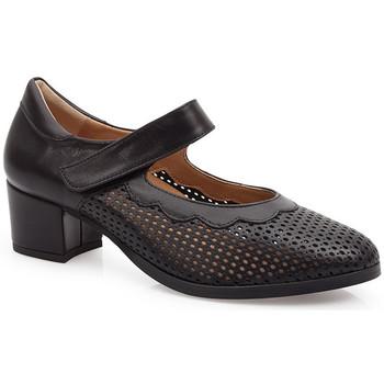 Schuhe Damen Pumps Calzamedi SCHUHE  0743 BLACK
