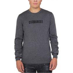 Kleidung Herren Pullover Dsquared S71HA0916 Grau