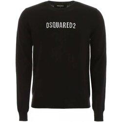 Kleidung Herren Pullover Dsquared S71HA0916 Schwarz
