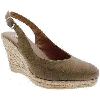 Schuhe Damen Sandalen / Sandaletten Toni Pons TOPBEIRUTt tortora