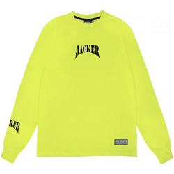 Kleidung Herren Langarmshirts Jacker Corpo Grün