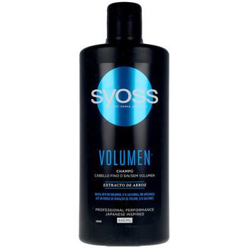 Beauty Damen Shampoo Syoss Volumen Champú Cabello Fino-sin Cuerpo  440 ml