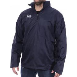 Kleidung Herren Windjacken Hungaria H-15TMUXW000 Blau
