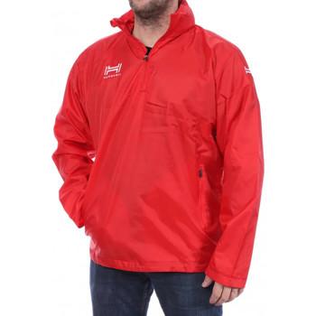 Kleidung Herren Windjacken Hungaria H-15TMUXW000 Rot