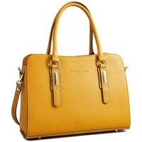 Taschen Damen Handtasche Christian Laurier LYS jaune