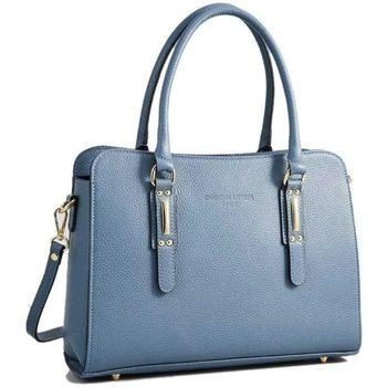 Taschen Damen Handtasche Christian Laurier LYS bleu